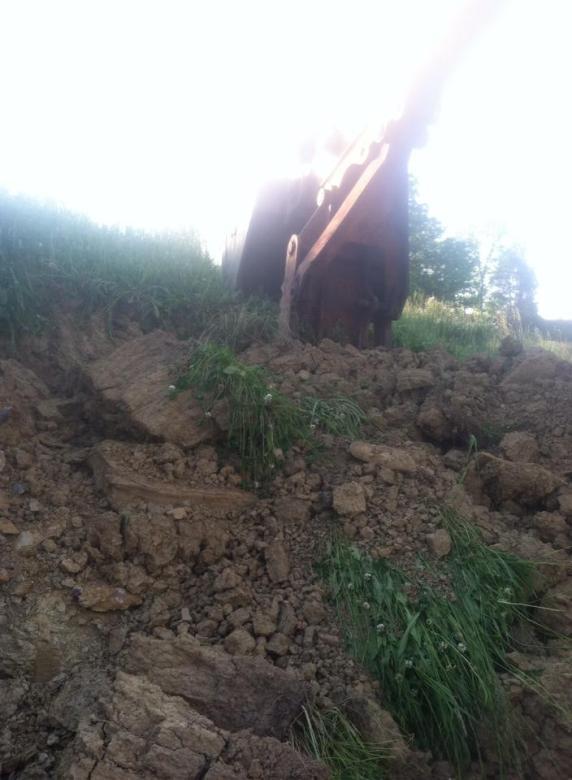 excavate 2
